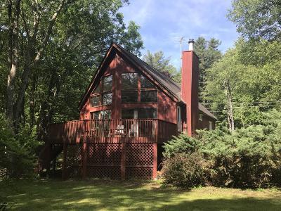 Dingmans Ferry Single Family Home For Sale: 272 Marcel Dr