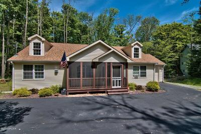 Lake Ariel Single Family Home For Sale: 59 Parkwood Dr