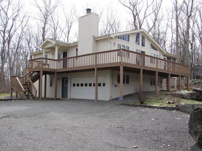 Lords Valley PA Single Family Home For Sale: $222,000
