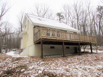Lords Valley PA Single Family Home For Sale: $155,900