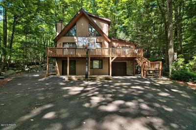 Lake Ariel Single Family Home For Sale: 3626 Chestnuthill Dr