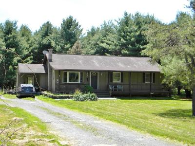 Hawley Single Family Home For Sale: 427 Rocky Run Rd