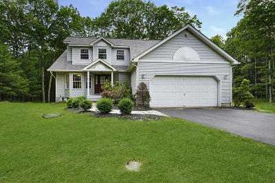 Milford Single Family Home For Sale: 111 Stone Ridge Ln