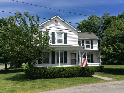 Matamoras Single Family Home For Sale: 7 Avenue B