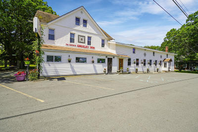 Pike County Commercial For Sale: 218 & 222 Pa-590