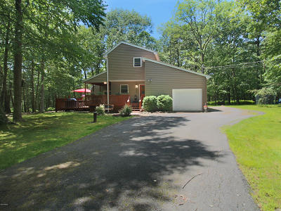 Milford Single Family Home For Sale: 157 Spicebush Ln