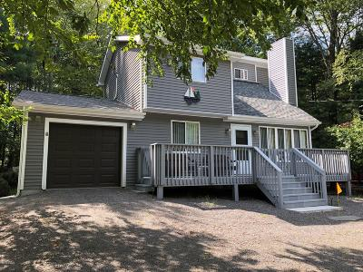 Wallenpaupack Lake Estates Single Family Home For Sale: 1020 Lake Shore Dr