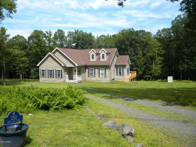 Milestone Estates Single Family Home For Sale: 292 Deer Run Rd