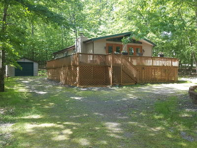 Lackawaxen Single Family Home For Sale: 122 Tanager Rd