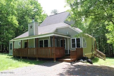 Lackawaxen Single Family Home For Sale: 123 Karl Hope Blvd