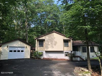 Lords Valley PA Single Family Home For Sale: $198,000