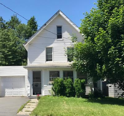 Honesdale Single Family Home For Sale: 603 High St