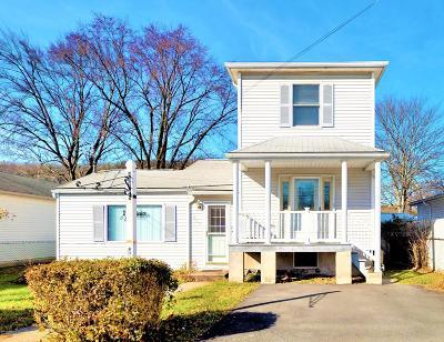 Matamoras Single Family Home For Sale: 603 Pennsylvania Ave