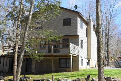 Lake Ariel Single Family Home For Sale: 612 Oak Cir