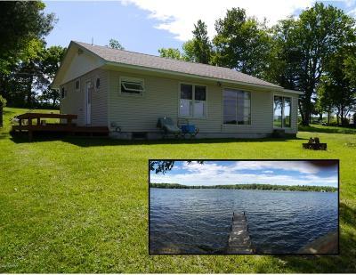 Wayne County Single Family Home For Sale: 61 E Shore Dr