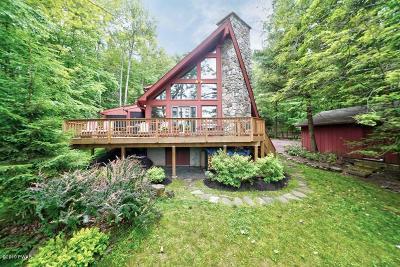Greentown Single Family Home For Sale: 104 Lake Run
