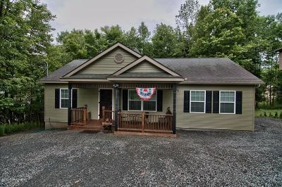 Lake Ariel Single Family Home For Sale: 2376 Crestview Rd