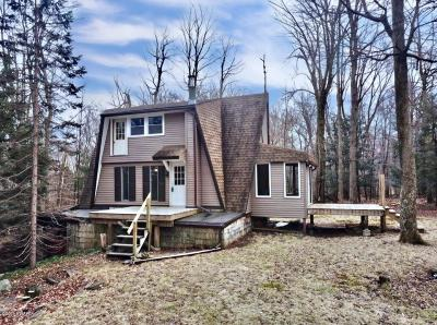 Gouldsboro Single Family Home For Sale: 12 Round Up Trl