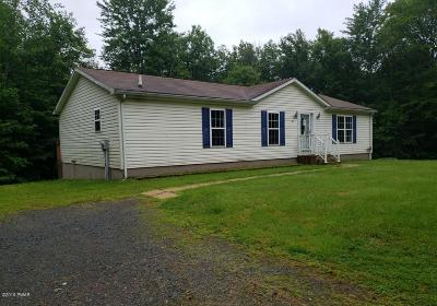 Honesdale Single Family Home For Sale: 54 Beechrock Rd