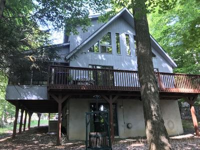 Lake Ariel Single Family Home For Sale: 3276 Northgate Rd