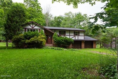 Lake Ariel Single Family Home For Sale: 30 Mountain Crest Dr