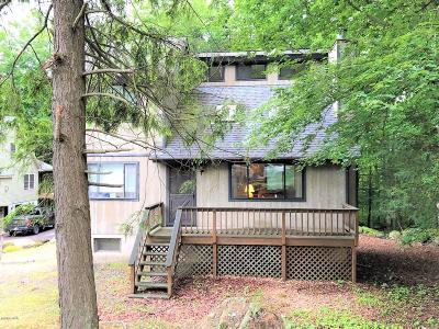 Lake Ariel Single Family Home For Sale: 1811 E Lakeview Dr