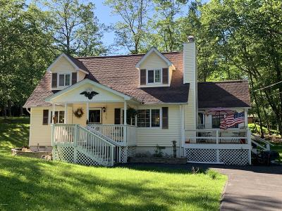 Milford Single Family Home For Sale: 259 Ridge Dr