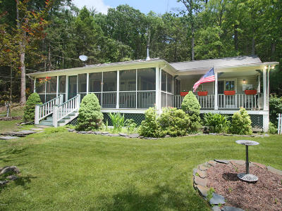 Shohola Single Family Home For Sale: 316 Twin Lakes Rd