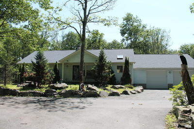 Single Family Home For Sale: 156 Hillview Pl