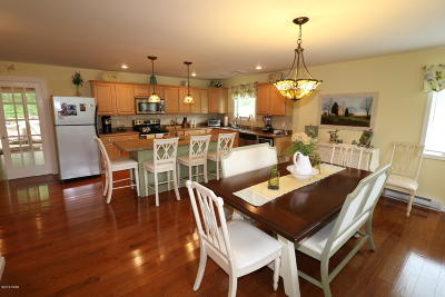 Lake Ariel Single Family Home For Sale: 2224 High Point Dr