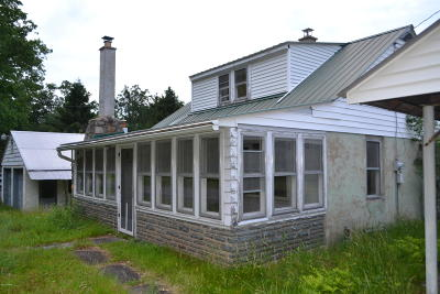 Greentown Single Family Home For Sale: 308 Shiny Mountain Rd