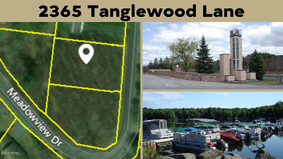 Residential Lots & Land For Sale: 2365 Tanglewood Ln