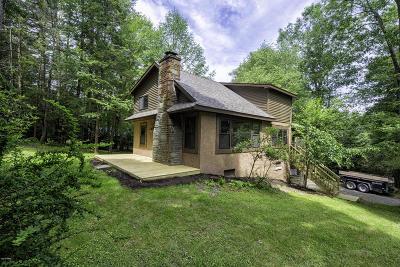 Greentown Single Family Home For Sale: 106 Hemlock Brook Trl