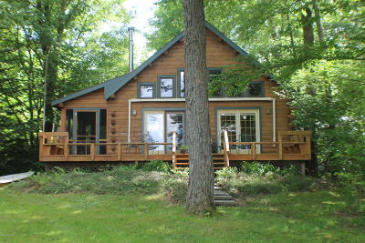 Wayne County Single Family Home For Sale: 3099 Wrighter Lake Rd