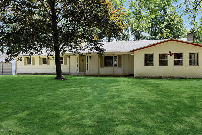 Greeley Single Family Home For Sale: 802 Route 434