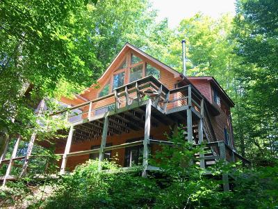 Cobbs Lake Preserve Single Family Home For Sale: 10 Beaver Pond Rd