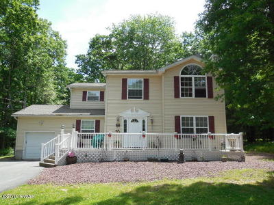 Dingmans Ferry Single Family Home For Sale: 120 Saint Dr