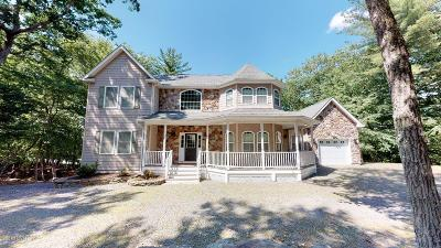 Lackawaxen Single Family Home For Sale: 103 Overlook Ct