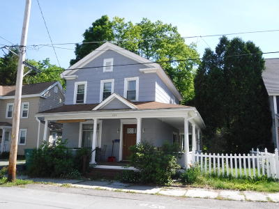 Honesdale Single Family Home For Sale: 1223 Dyberry Pl
