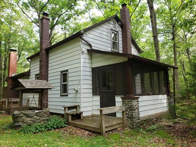 Dingmans Ferry Single Family Home For Sale: 1806 Route 402