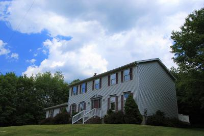 Lake Ariel Single Family Home For Sale: 1034 Fernwood Rd