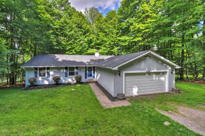 Greentown Single Family Home For Sale: 109 Lakeview Rd