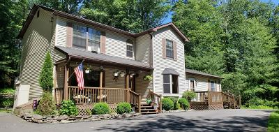 Single Family Home For Sale: 122 Balsam Ln