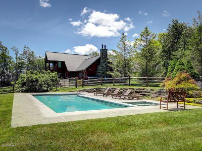 Wayne County Single Family Home For Sale: 252 Cribbs Rd