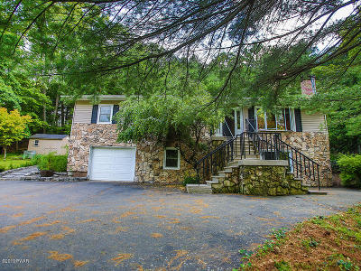 Single Family Home For Sale: 158 Sawkill Rd