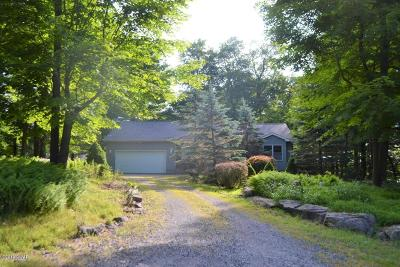 Canadensis Single Family Home For Sale: 112 Birch Ledge Rd
