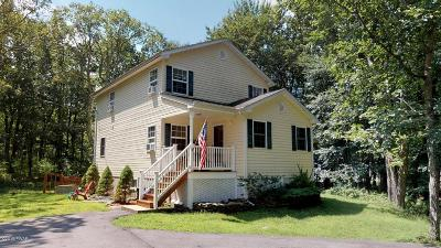 Lords Valley PA Single Family Home For Sale: $179,000