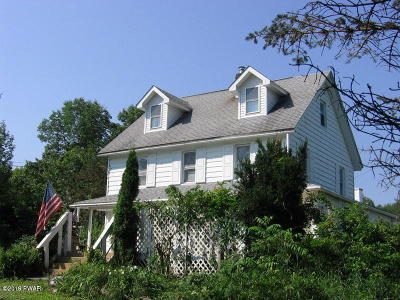 Wayne County Single Family Home For Sale: 113 Fallsdale Rd