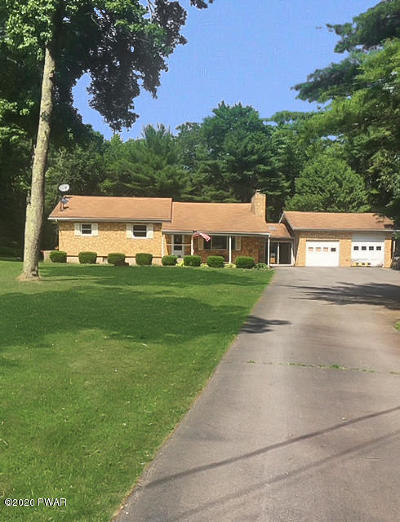 Shohola Single Family Home For Sale: 118 Laurel Valley Ct