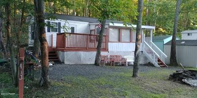 Single Family Home For Sale: 175 Shohola Ln